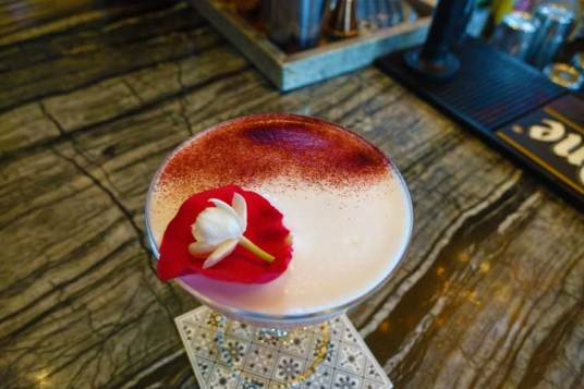 The Diva cocktail