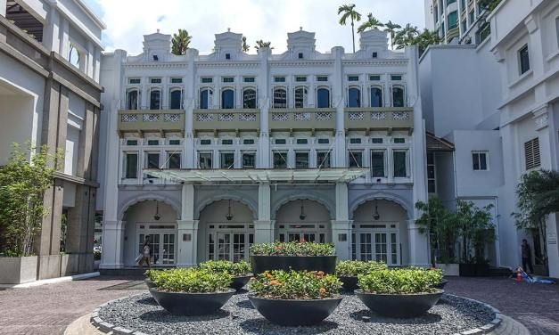 InterContinental Singapore – Peranakan Inspired Design Hotel