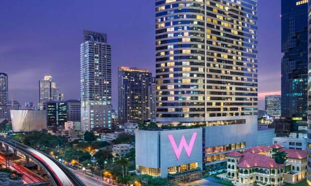 W Bangkok Hotel – Urban Playground On Sathorn Road