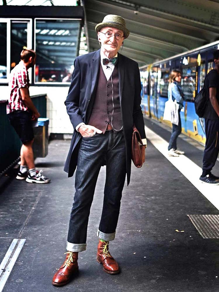 Ageless Style - The Art Of Dressing Well
