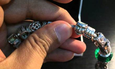 Wearing A Mandora – Charm Bracelets For Men
