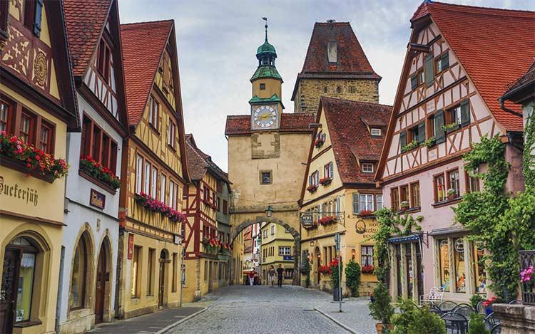 Germany - Romantische Strasse