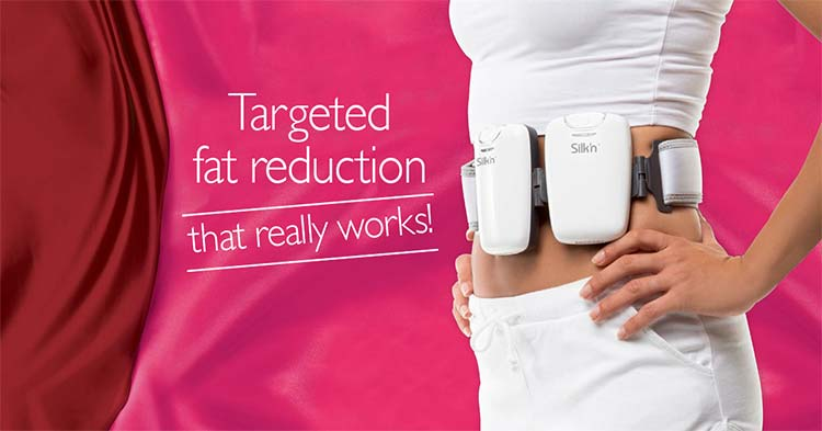 Shape Your Body as YOU Wish with Silk'n Lipo