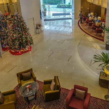 Marriott Executive Apartments Sukhumvit Park Bangkok Hotel review (16)