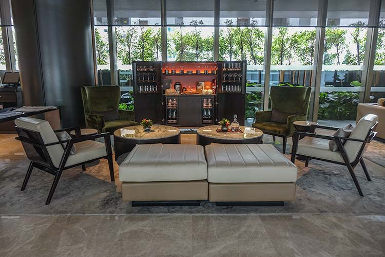 Intercontinental Singapore Robertson Quay – Waterfront Hotel