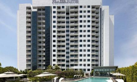 Fraser Suites Singapore – 3 Bedroom Executive Penthouse Review