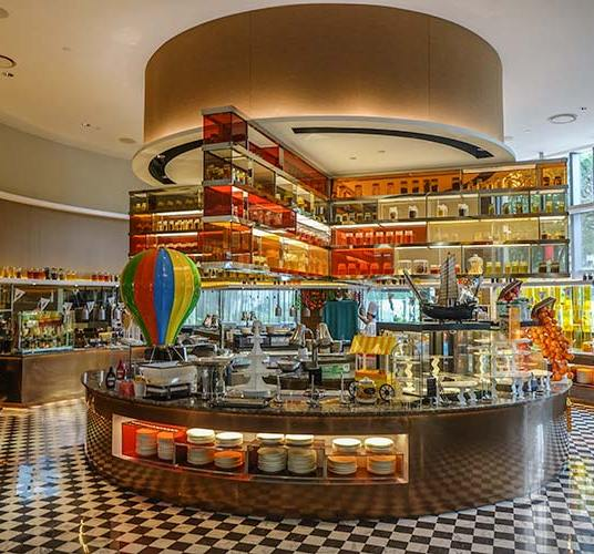 Grand Copthorne waterfront Singapore hotel review (14)