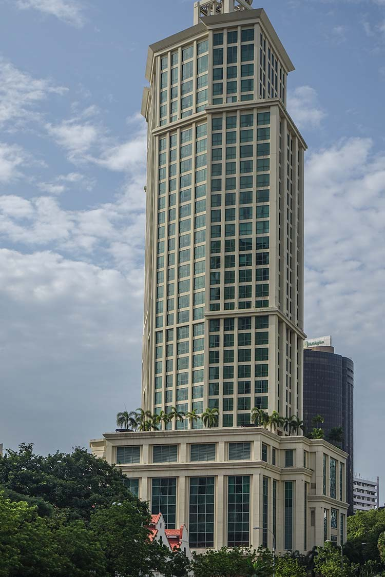 Grand Copthorne Waterfront Hotel Singapore Review