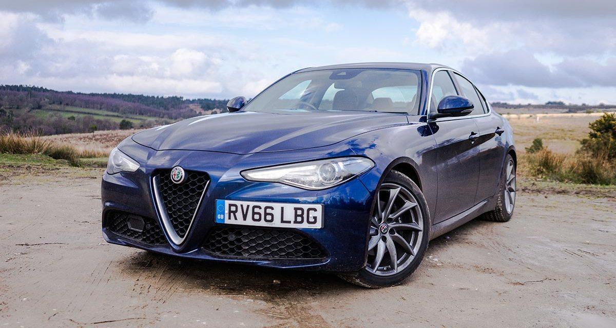 Alfa Romeo Giulia Super – Review