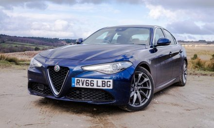 Alfa Romeo Giulia Super – Review