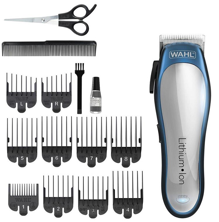 Try Wahl SPL Power Hair Clippers for Superior Home Hair Styling