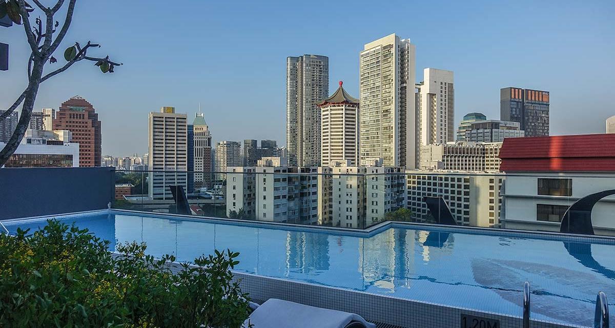 Oakwood Studios Singapore – Millennial Luxury City Living