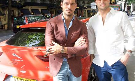 David Gandy – Interview Lifestyle & Car Trends for 2018