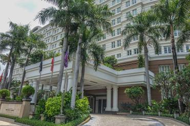 Park Hyatt Saigon hotel review (13)