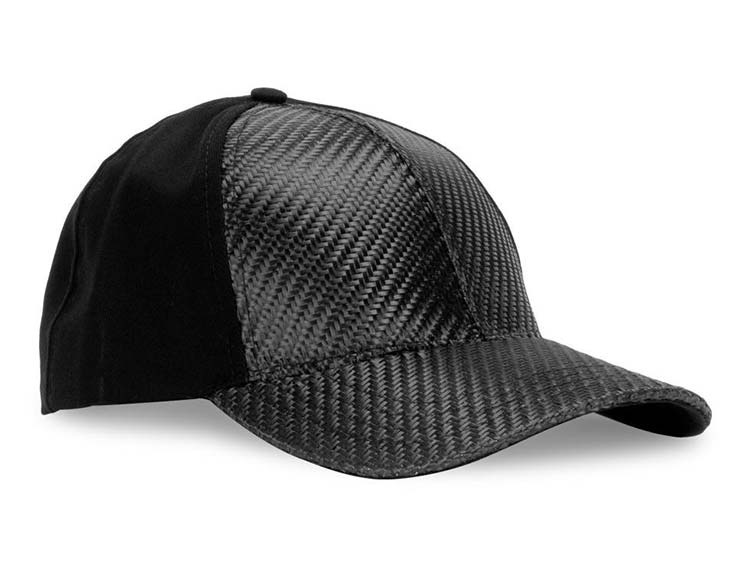 How to Accessorize One Outfit in Multiple Ways - carbon fiber hat