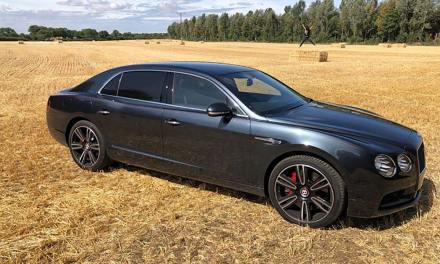 Bentley Flying Spur – The Dark Knight V8 Reviewed