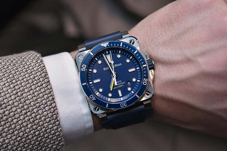 Buying a Dive Watch -What You Need to Know Bell & Ross