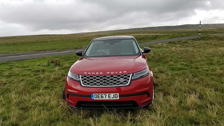 Range Rover Velar Yorkshire Dales