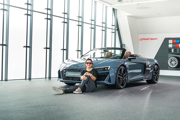 Audi R8 V10 Performance Quattro Audi Sport Germany Gracie Opulanza Spyder