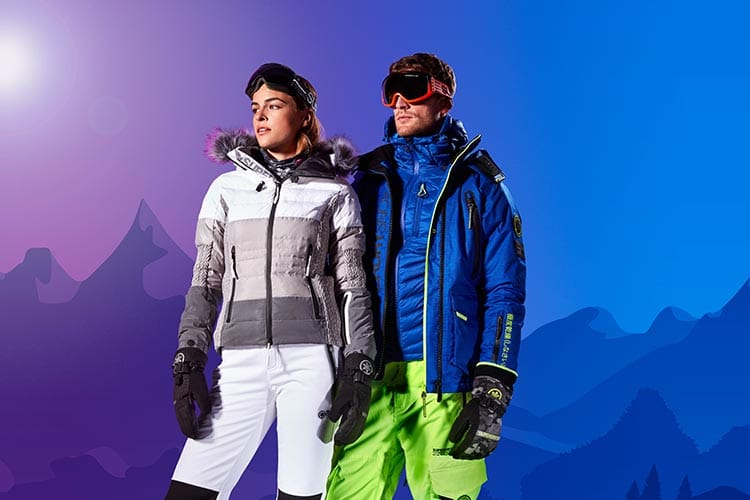 Superdry snow gear