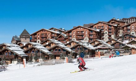Winter Sports  – Skiing Luxury Chalet Trends In France