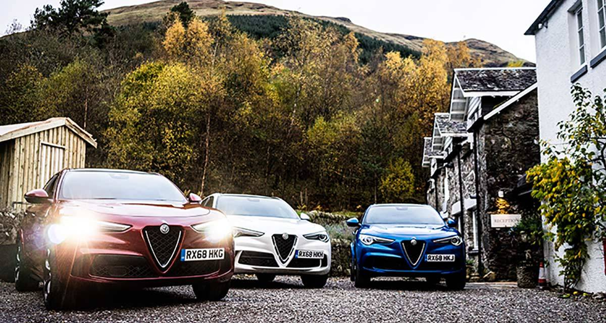 Alfa Romeo Stelvio Quadrifoglio UK Launch Review