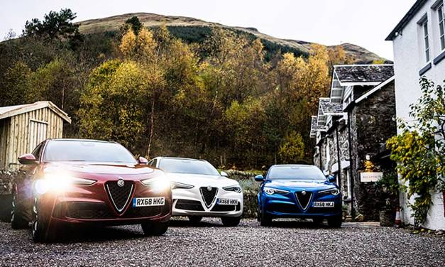 Alfa Romeo Stelvio Quadrifoglio UK Launch Review