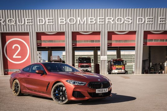 BMW 8 series featured photo