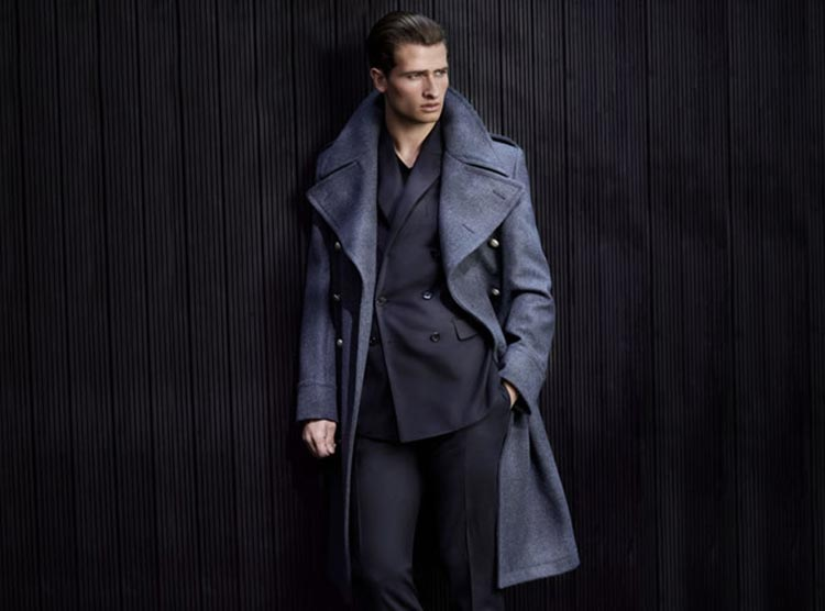 Is an Overcoat the Only Coat You Can Wear with a Suit?