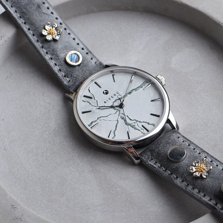 Watch Designer Aiverc Is Launching a Crowdfunding Campaign
