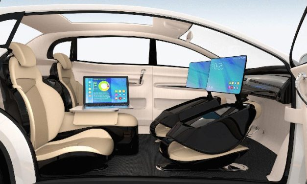 Autonomous Vehicles – Review By The Elderly