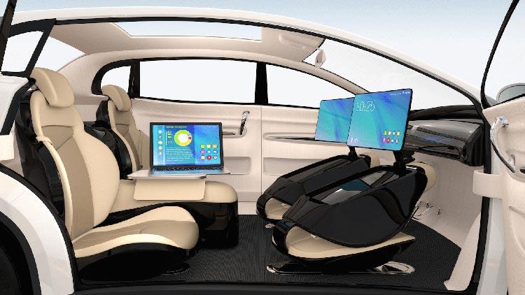 Autonomous Vehicles – Review By The Elderly