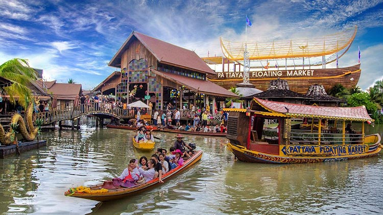 Pattaya – A Perfect Place for Bachelor Trip