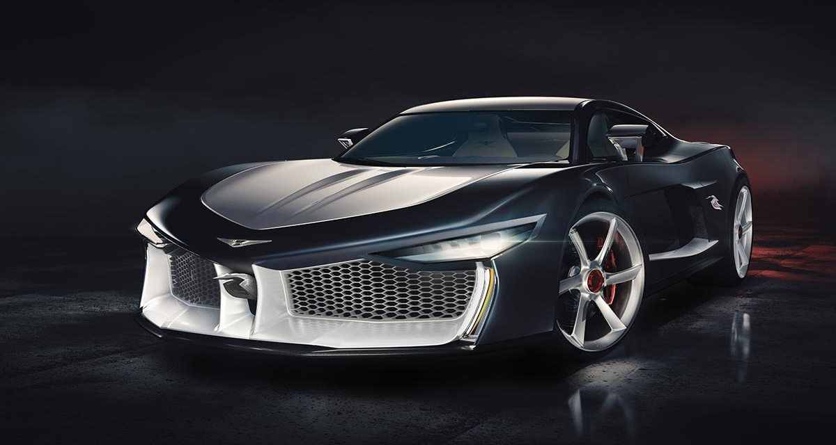 Hispano Suiza –  Maguari HS1 GTC Revealed