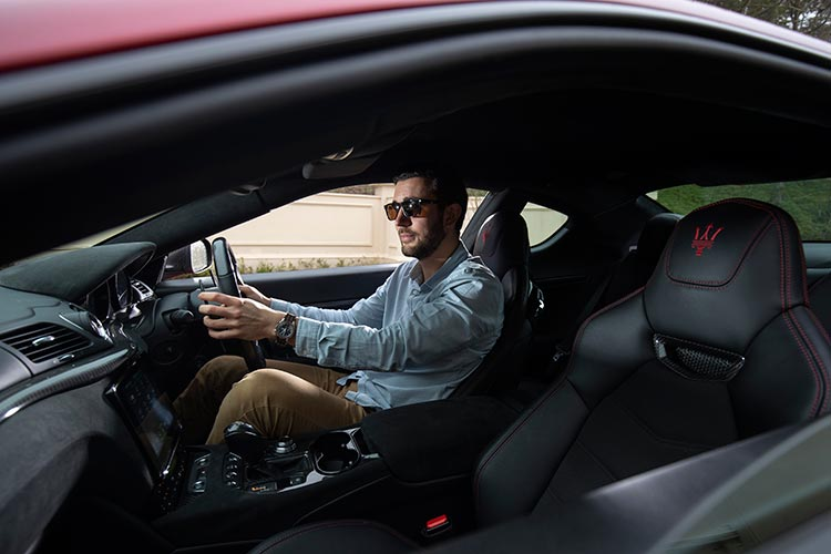 Maserati Levante Gransport menstylefashion lifestyle