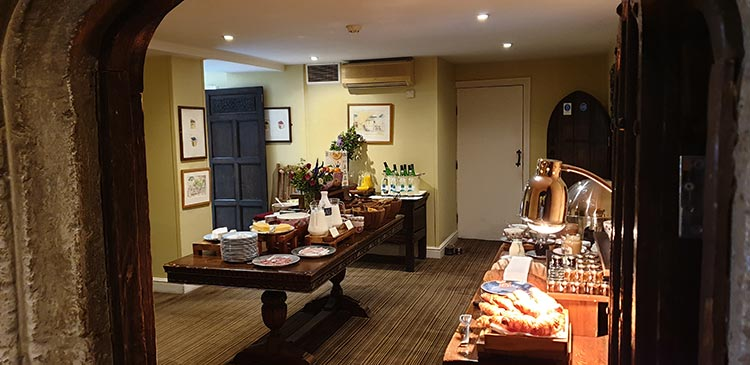 Bailiffscourt Hotel And Spa - Climping Breakfast