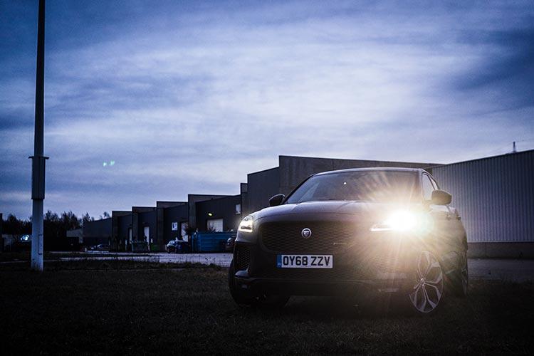 Jaguar E-Pace HSE 300PS R-Dynamic Review exterior