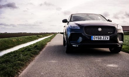 Jaguar E-Pace HSE 300PS R-Dynamic Review
