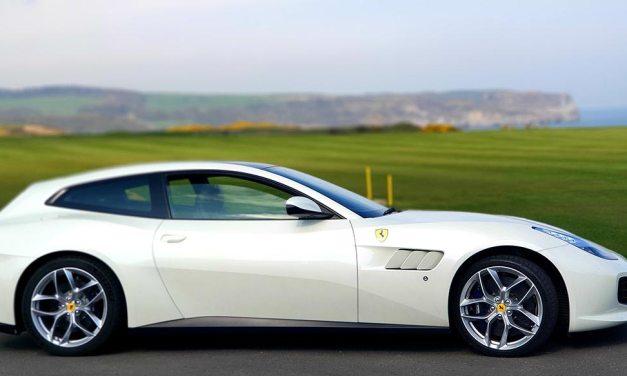 Ferrari GTC4Lusso T – Everyday Driving V8 Four Seater Super Car