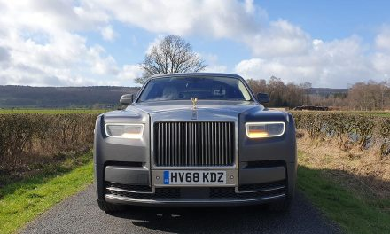 Rolls Royce Phantom – It Has To Be Driven!