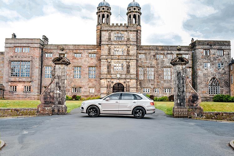 Bentley Bentayga SUV V8 Lancashire