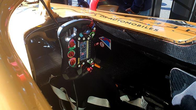 DS AutoMobiles Crossback - Formula E