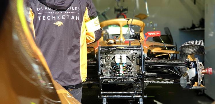 DS automobiles formula e team