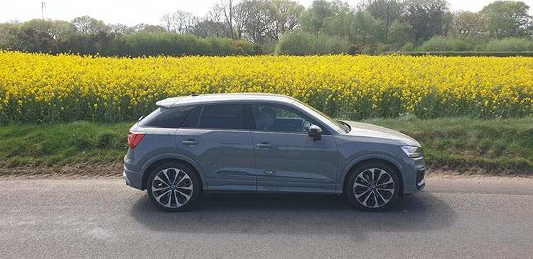 Audi SQ2 SUV Review - Nippy Fast And Versatile