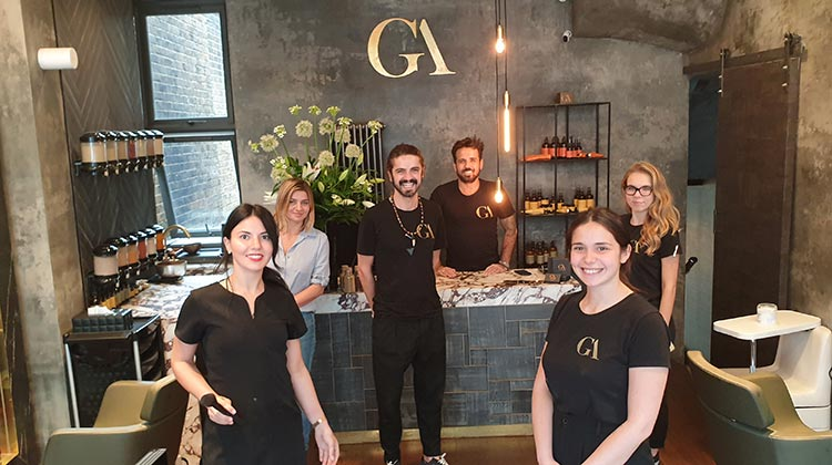 GA Salon Team
