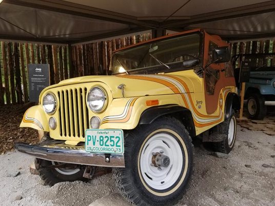 Camp Jeep 2019 Classic Jeeps (4)