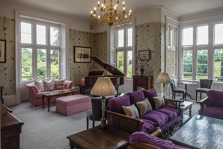 Paschoe House Devon - Rural House Retreat - review