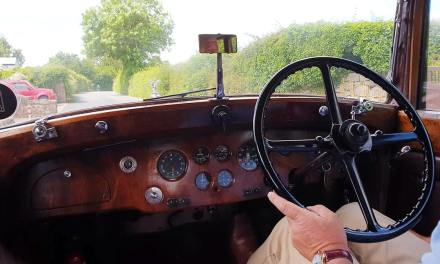 Rolls Royce 1934 20/25 – A Woman's Love Affair Can Be Bought