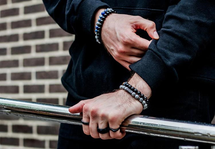 4 Types of Jewelry Men Will Actually Wear - Men Style Fashion