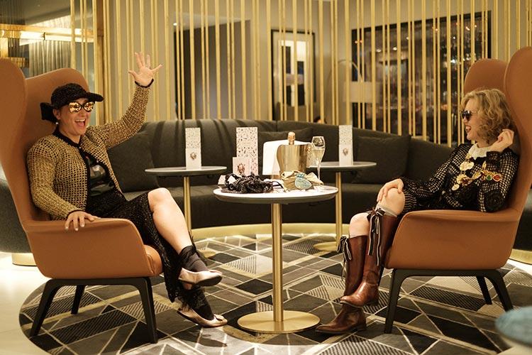 Strand Palace Hotel London Lobby